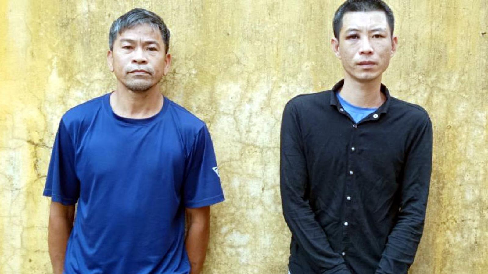 Bắt đối tượng trộm cắp hàng chục con lợn giống tại Bắc Giang