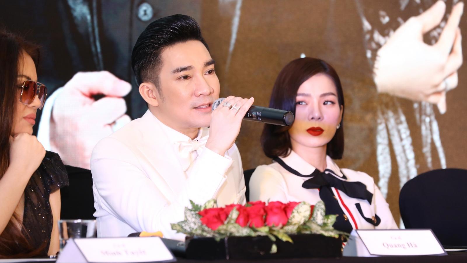 """Quang Hà chi 11 tỷ đồng để """"đứng dậy"""" sau sự cố cháy sân khấu 2 năm trước"""