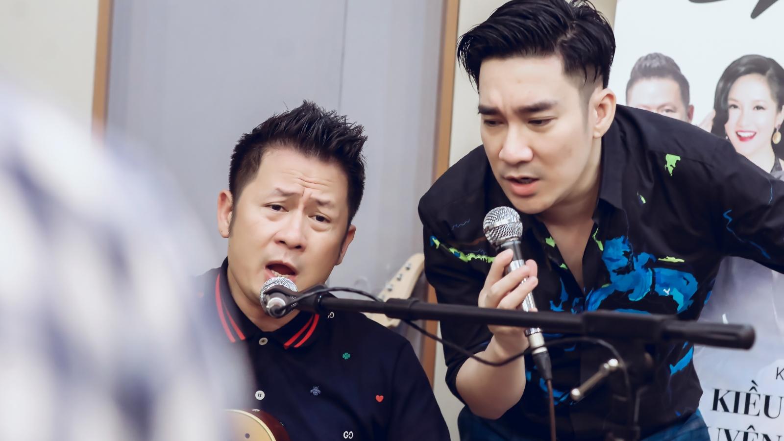 Quang Hà sụt 5kg vì tập luyện cho liveshow 11 tỷ đồng