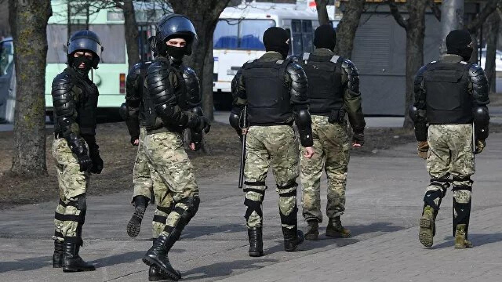 Cơ quan An ninh LB Nga bắt giữ hai người chuẩn bị đảo chính ở Belarus