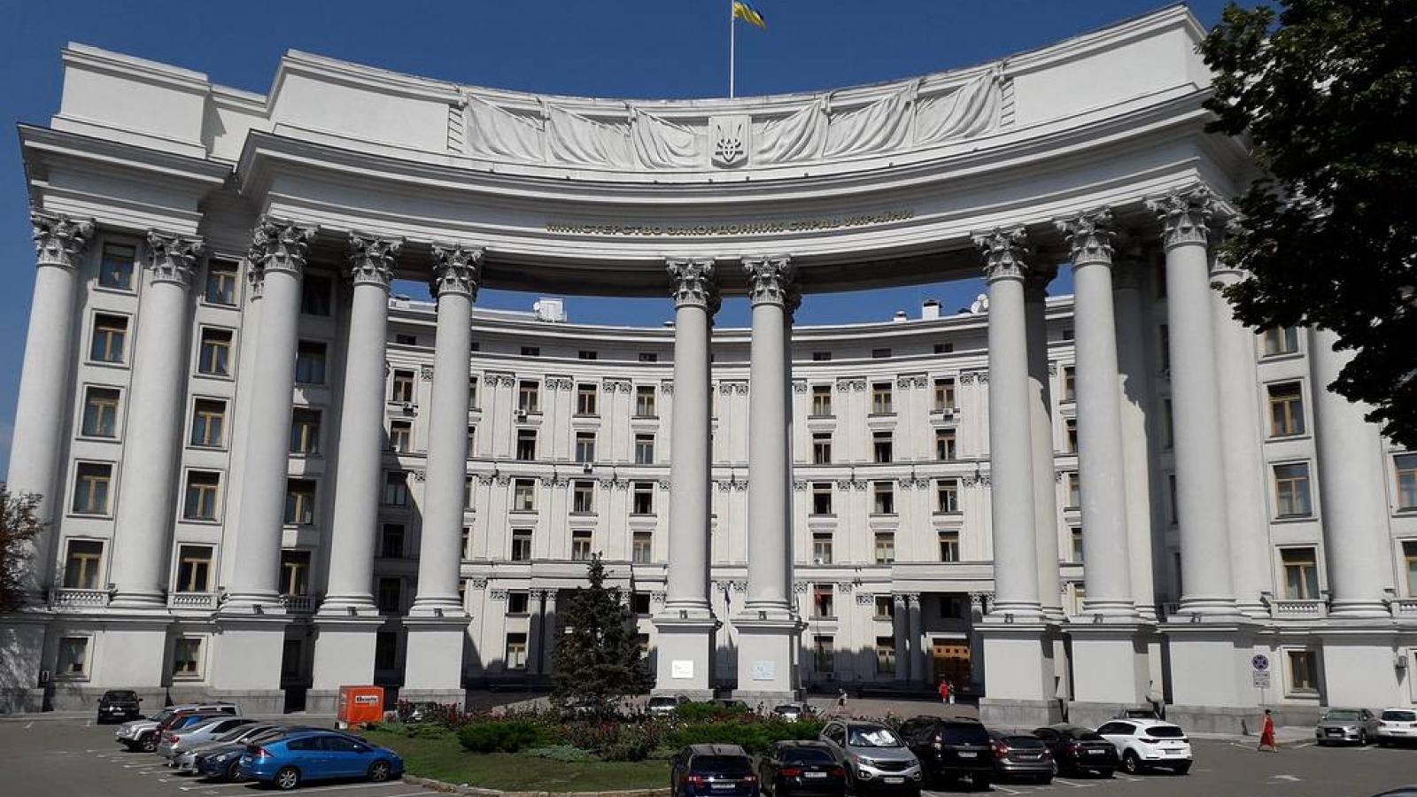 Ukraine trục xuất nhà ngoại giao cấp cao của Đại sứ quán Nga ở Kiev