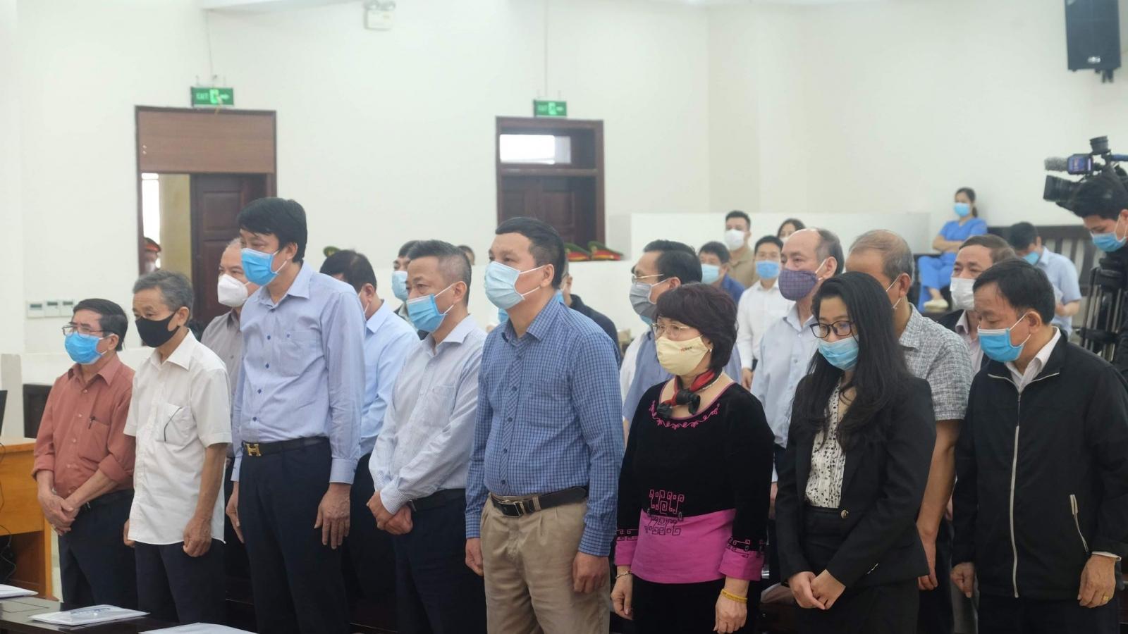 Cựu Tổng Giám đốc công ty Gang thép Thái Nguyên thừa nhận trách nhiệm