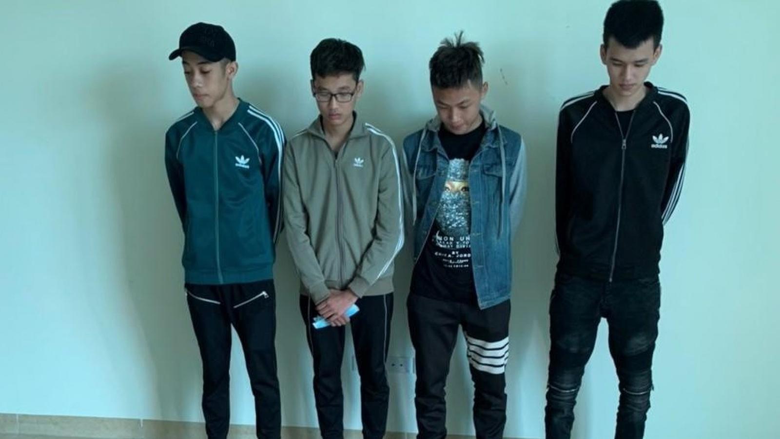"""Mâu thuẫn tại tiệc sinh nhật, hai nhóm thanh niên """"giải quyết"""" bằng hung khí"""