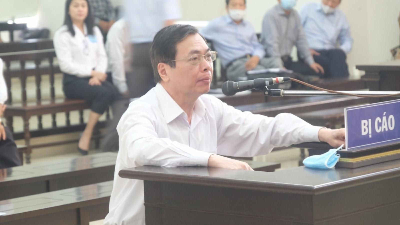 Nóng 24h: Cựu Bộ trưởng Vũ Huy Hoàng bị đề nghị 10-11 năm tù