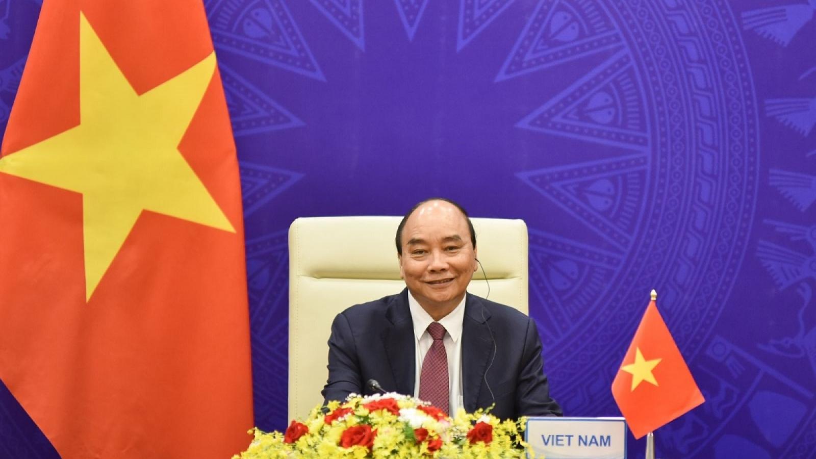 Phát biểu của Chủ tịch nước Nguyễn Xuân Phúc tại Hội nghị Thượng đỉnh về Khí hậu