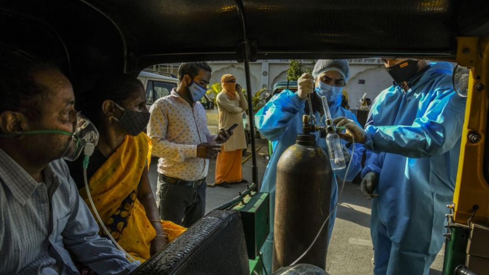 Mỹ hỗ trợ vật tư y tế trị giá 100 triệu USD cho Ấn Độ để đối phó với đại dịch Covid-19