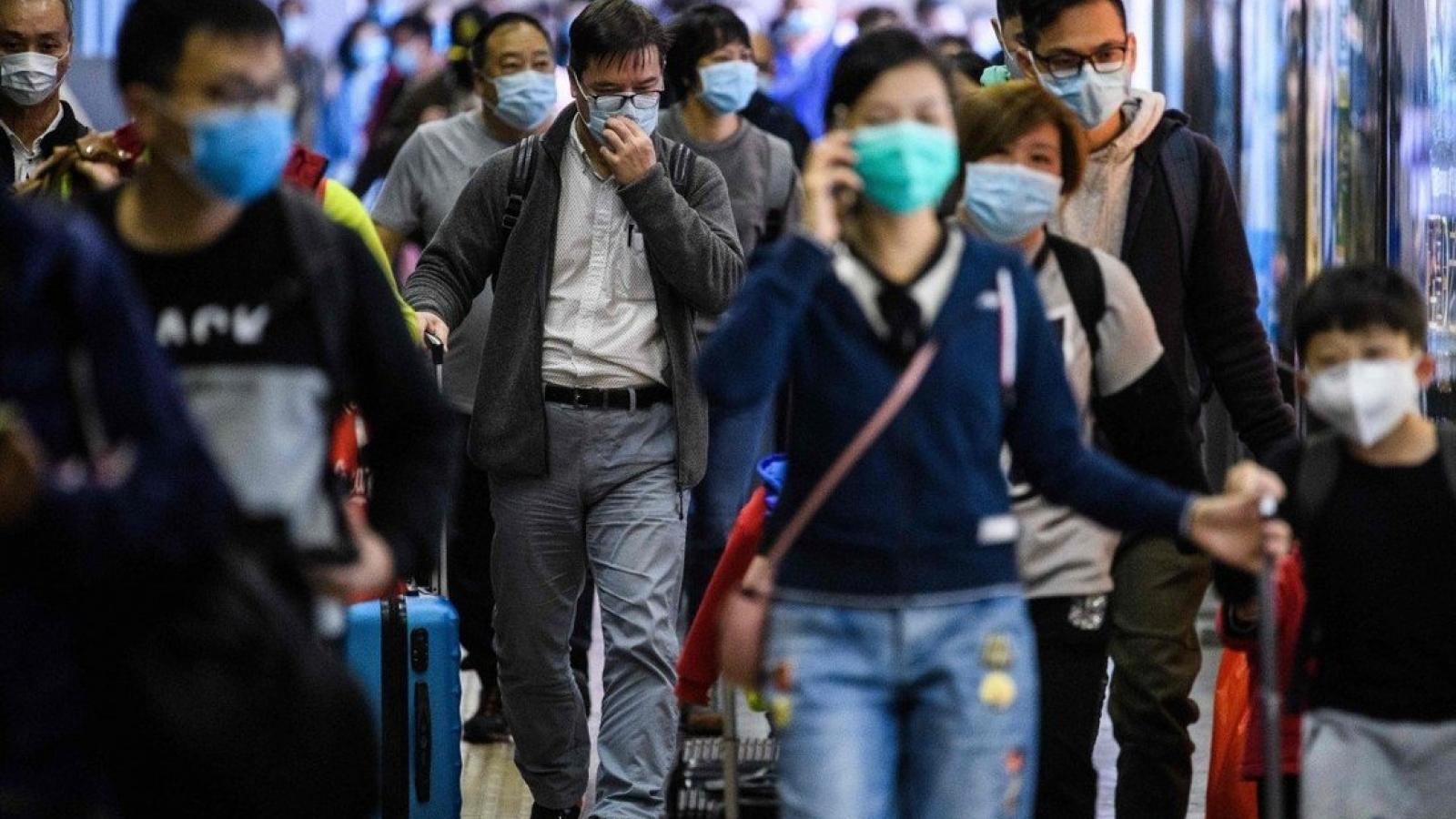 """Trung Quốc: Hong Kong xem xét triển khai """"bong bóng du lịch"""" với Macau"""