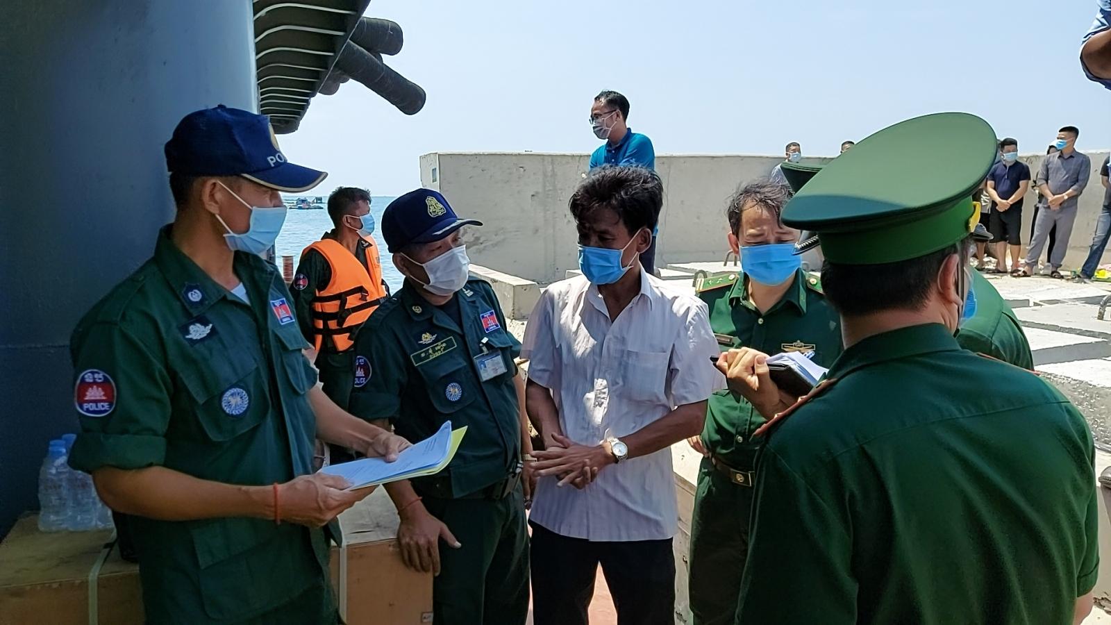 Điều tra vụ 19 người xuất cảnh trái phép bị Campuchia áp tải trả về