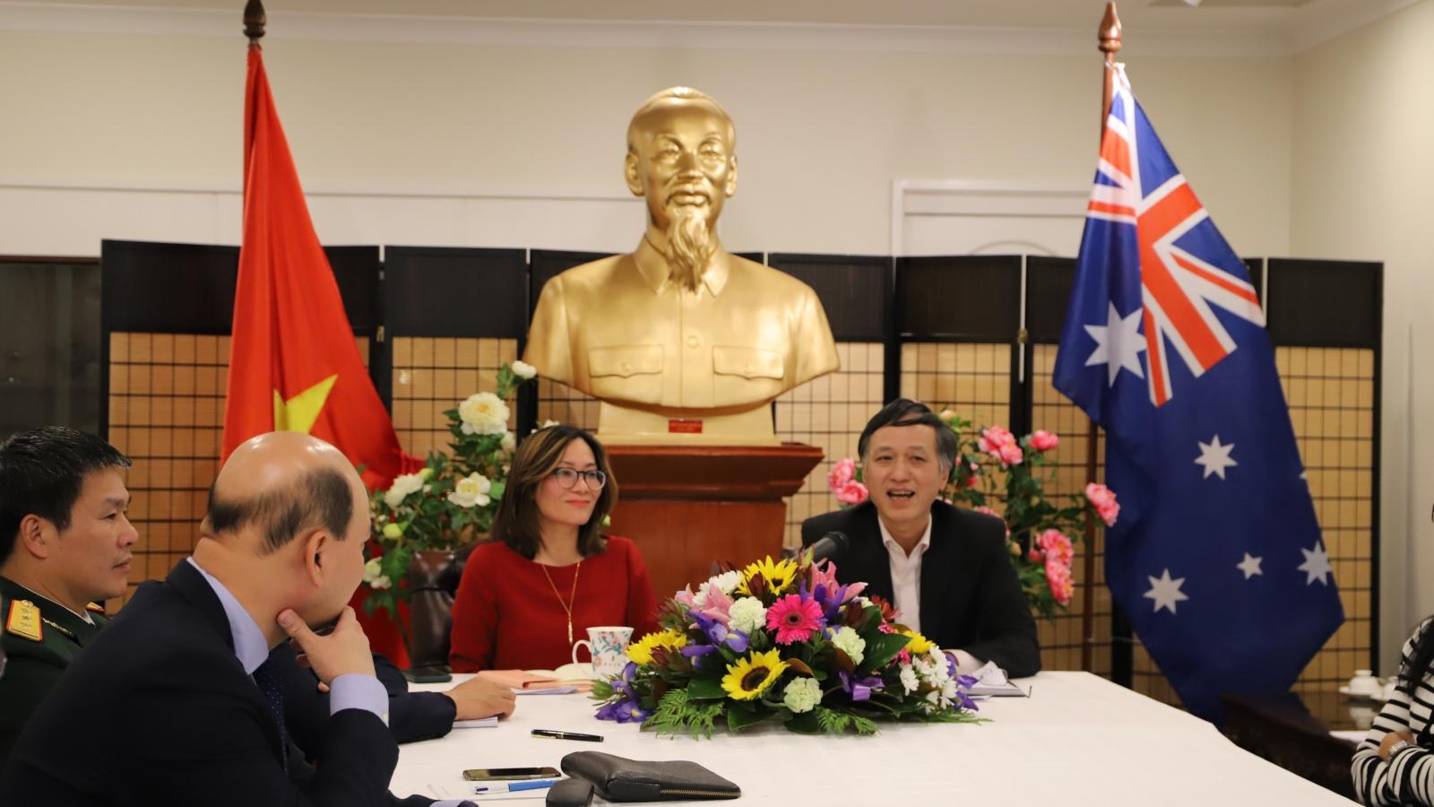 Kiều bào tại Australia đặt nhiều kỳ vọng vào đội ngũ lãnh đạo mới của Đảng