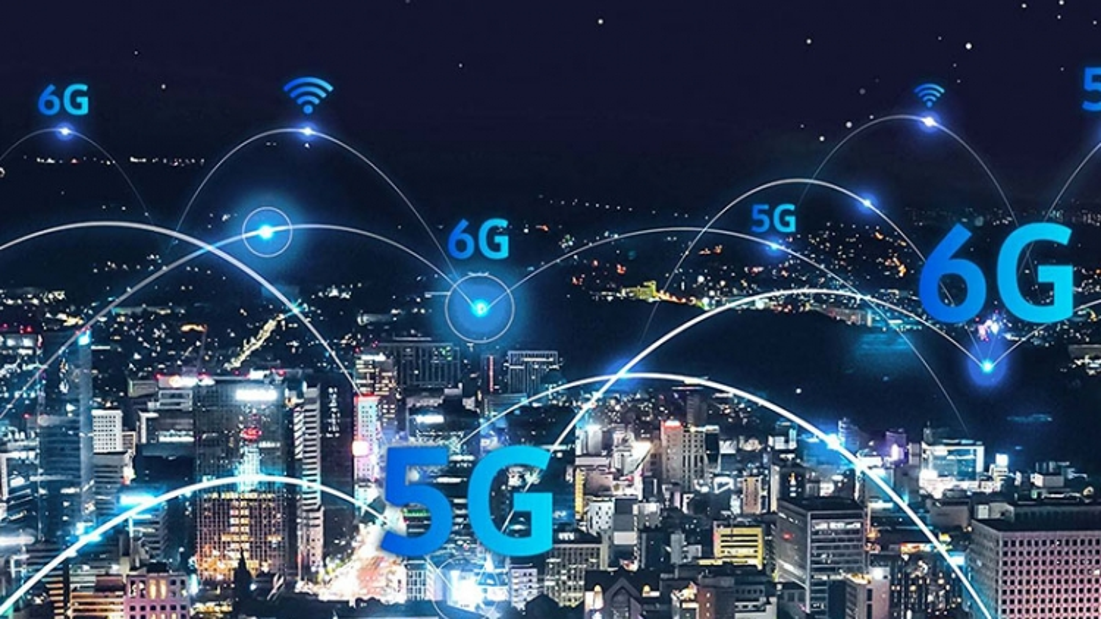 Chưa phủ sóng hết 5G, mạng 6G đã được Huawei lên kế hoạch triển khai