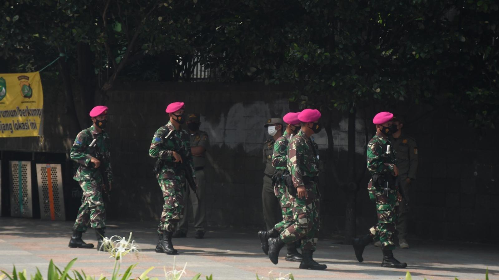 Indonesia thắt chặt an ninh trước thềm Hội nghị cấp cao ASEAN