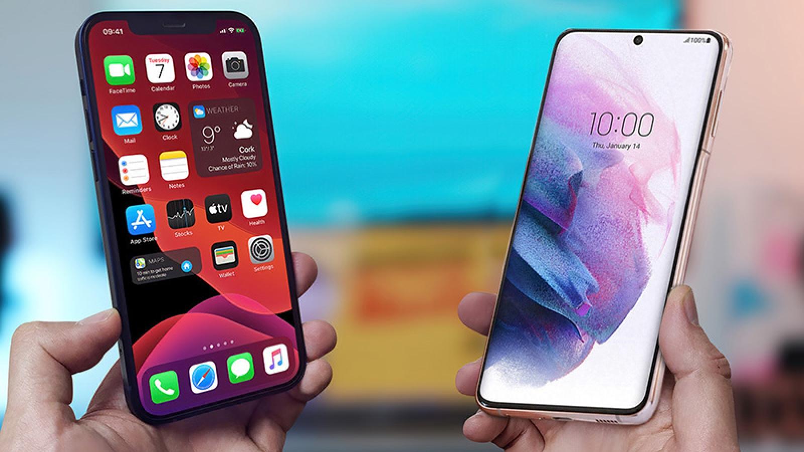 Các sản phẩm của Apple và Samsung phải được bảo hành 3 năm tại Tây Ban Nha