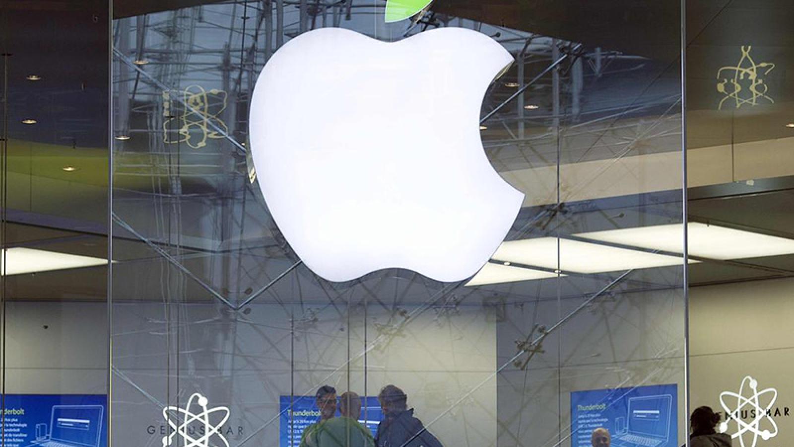 Vi phạm chống độc quyền, Apple bị phạt 12 triệu USD tại Nga