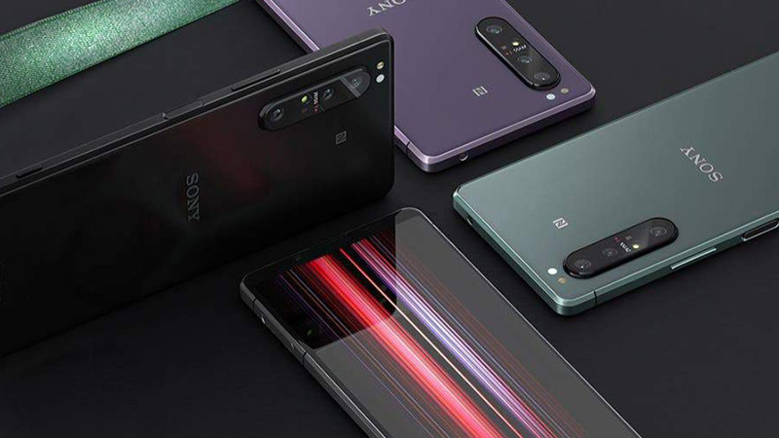 Sony có năm tài chính ấn tượng, kinh doanh điện thoại Xperia có lãi