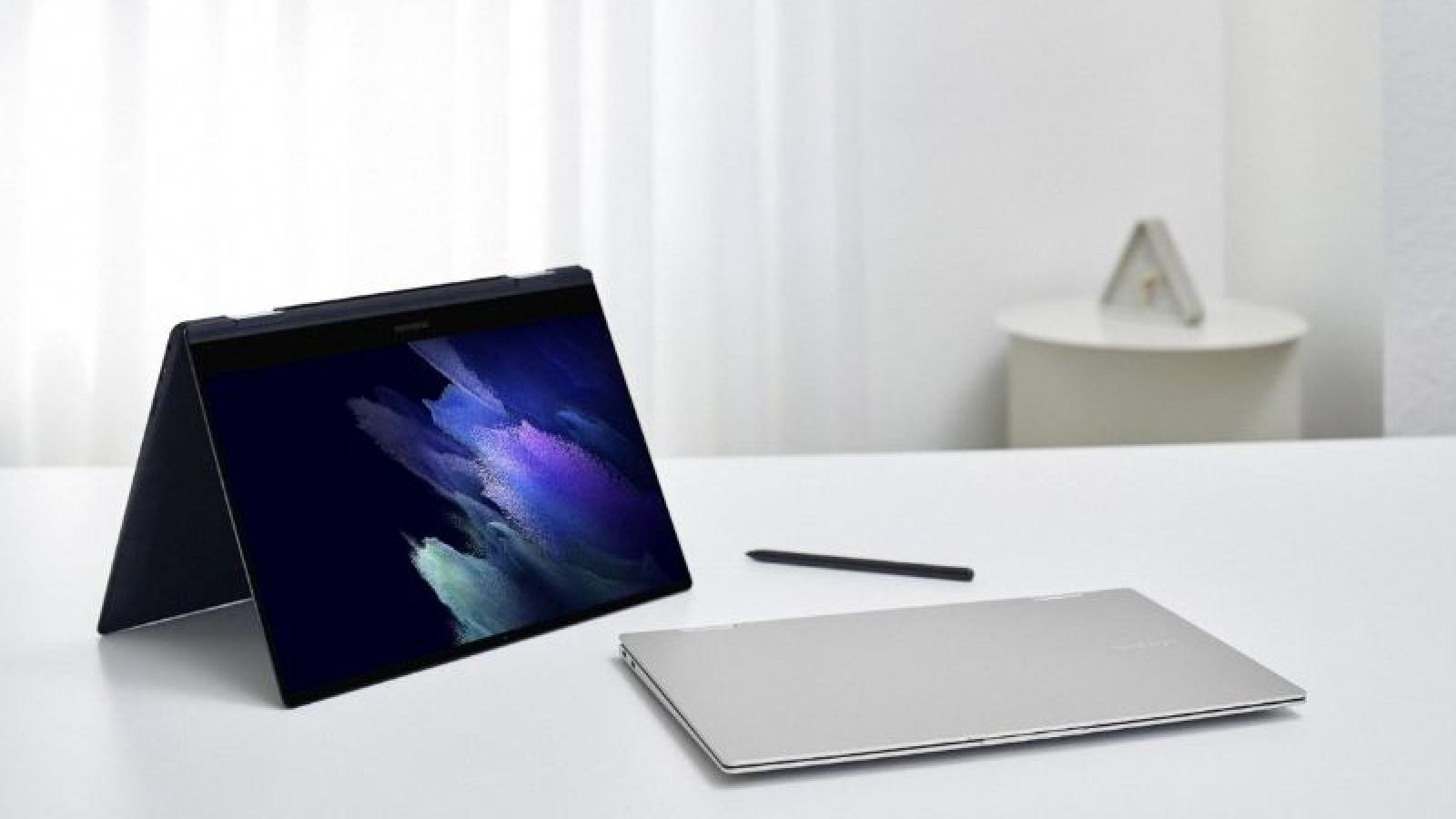 Samsung tung loạt Galaxy Book Pro thách thức Apple MacBook