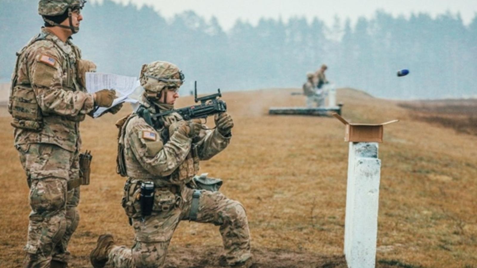 5 siêu vũ khí thế hệ mới có thể tạo nên sức mạnh đáng gờm của lục quân Mỹ
