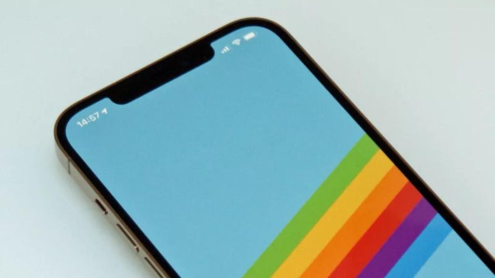 Mô hình iPhone 13 lộ diện cho thấy những thay đổi có thể đến với notch