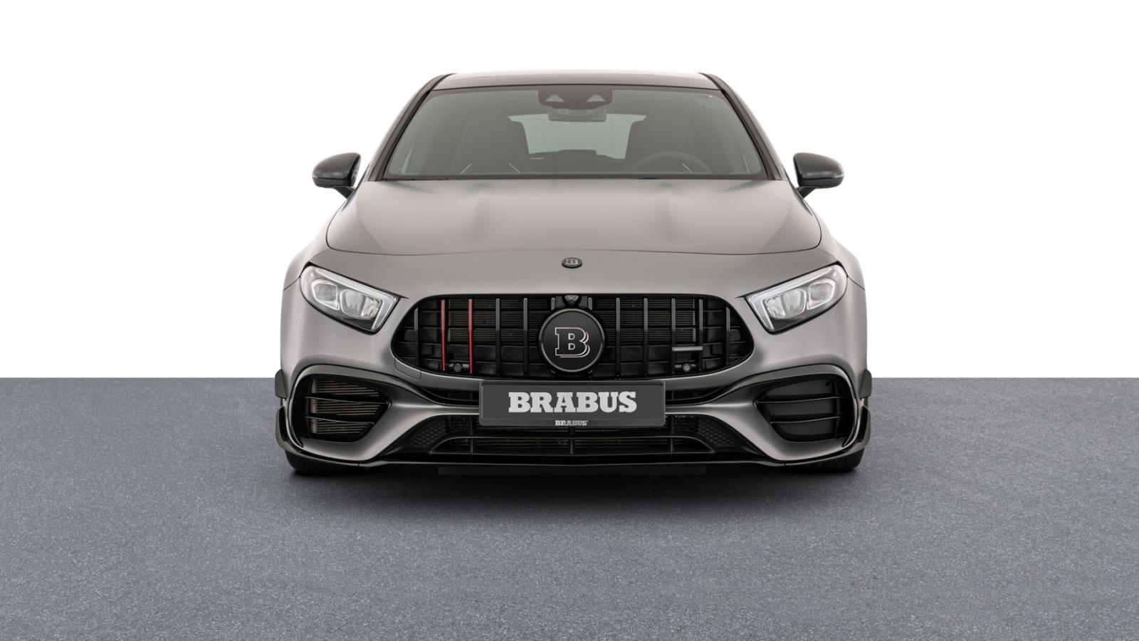 """Mercedes-AMG A45 S """"qua tay"""" Brabus có giá đắt hơn cả BMW M3 mới"""
