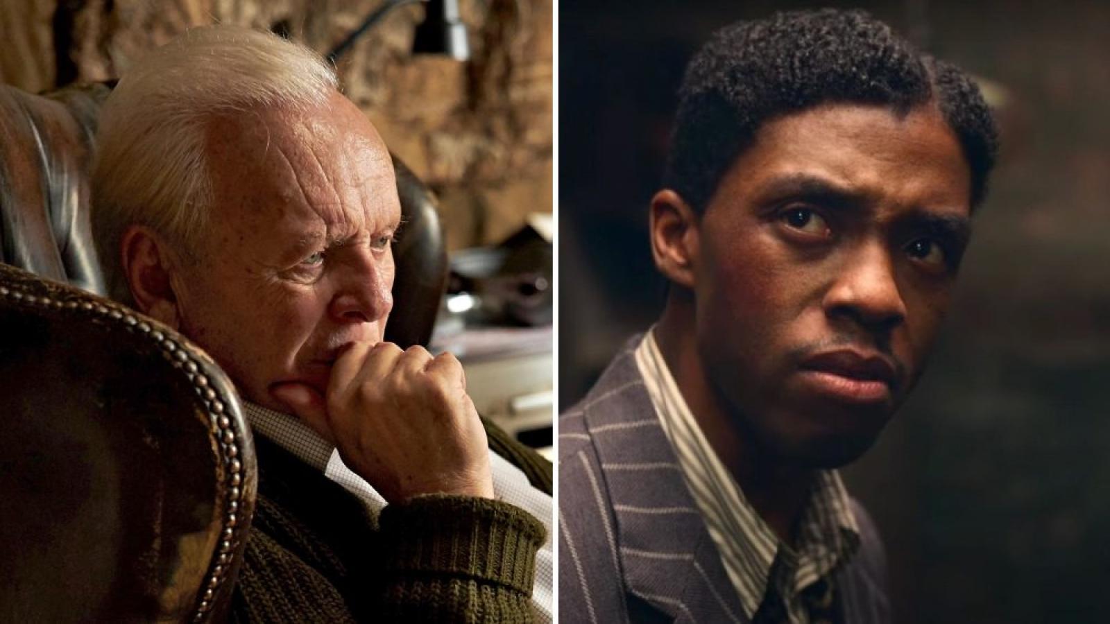 """Oscar 2021 gây tranh cãi vì không trao giải cho """"Báo đen"""" Chadwick Boseman"""