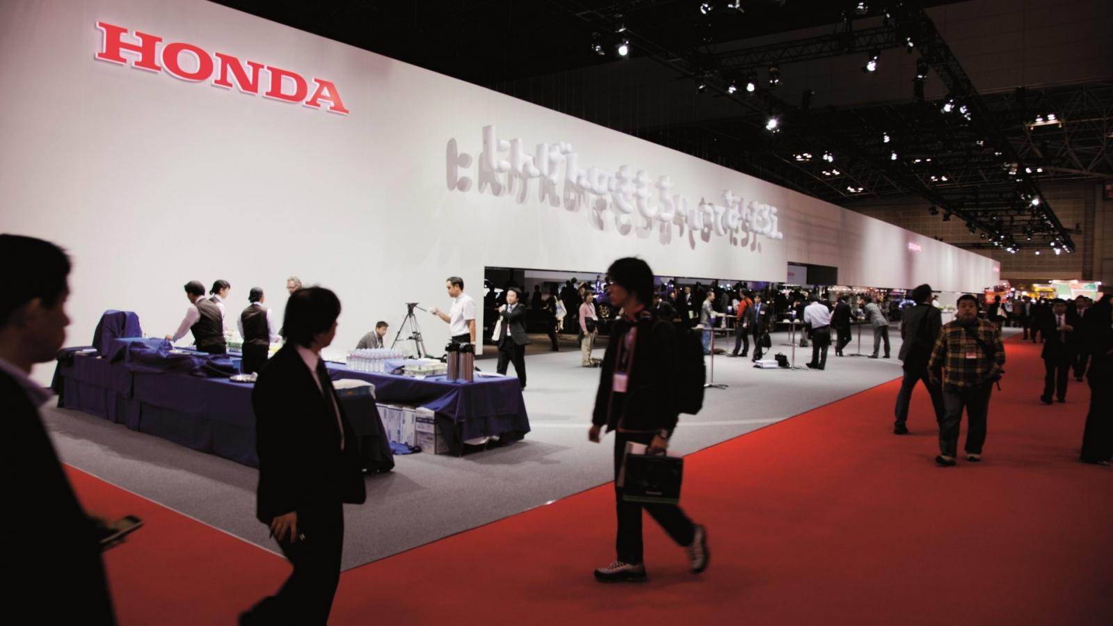 Đại dịch COVID-19 khiến triển lãm Tokyo Motor Show 2021 bị hủy