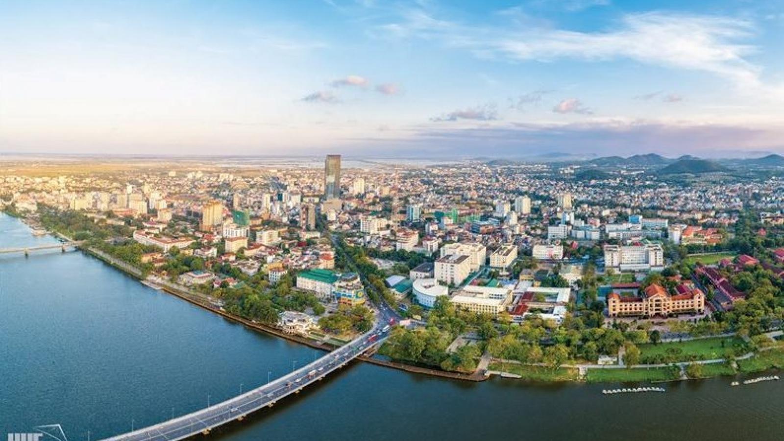 Xây dựng, phát triển Thừa Thiên Huế trở thành thành phố trực thuộc Trung ương