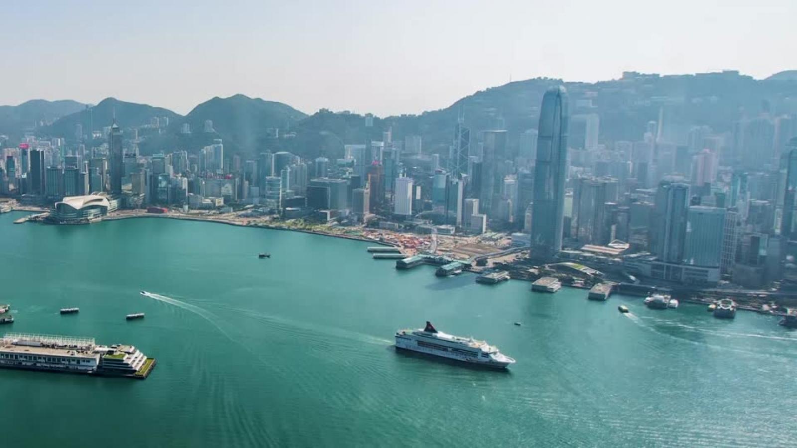 Singapore và Hồng Kông (Trung Quốc) sắp triển khai bong bóng du lịch