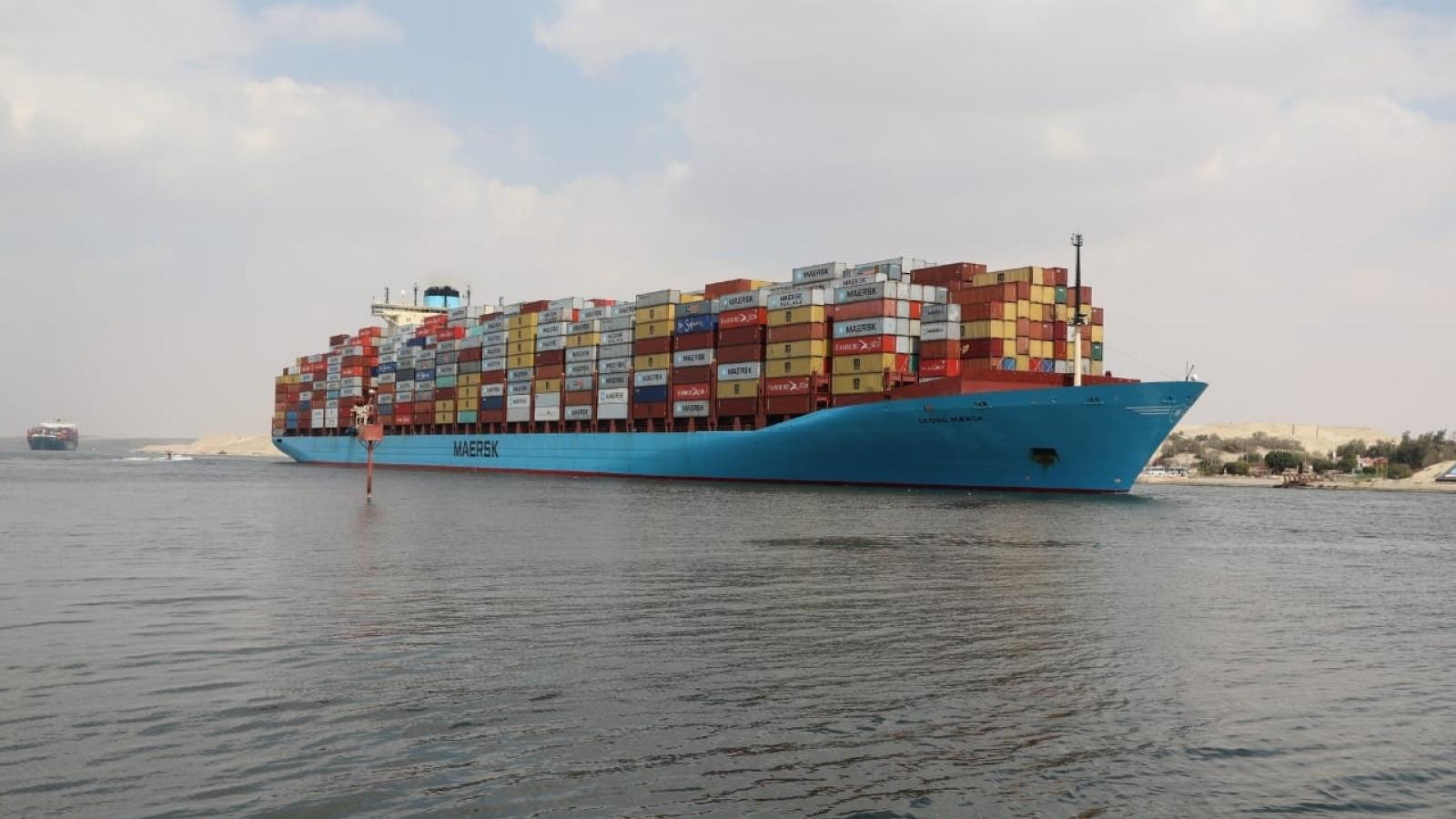 Sự cố Kênh đào Suez tiếp tục gây ảnh hưởng đến chuỗi cung ứng toàn cầu