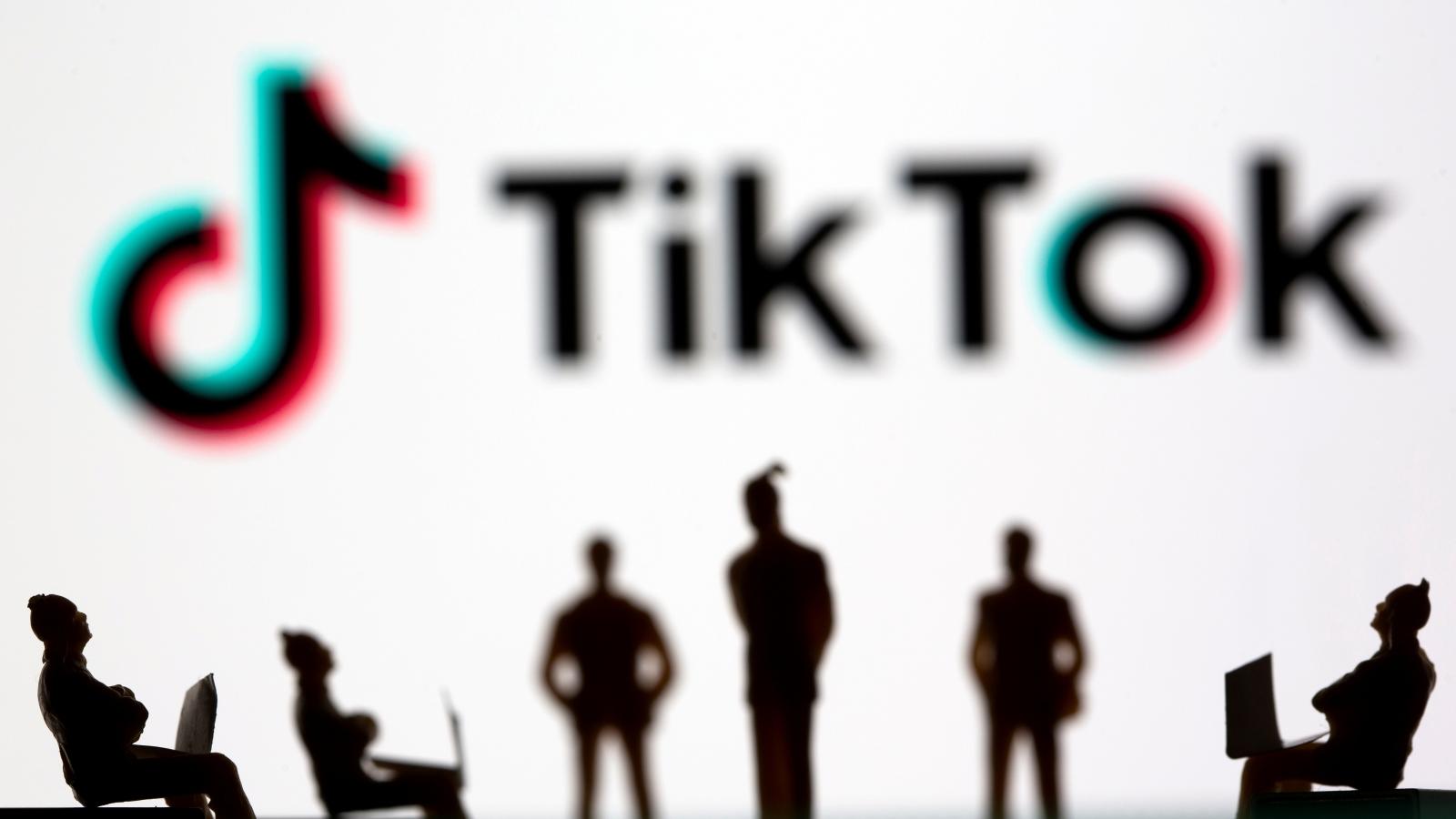 Công ty sở hữu TikTok kêu bị 'quấy rối' tại Ấn Độ