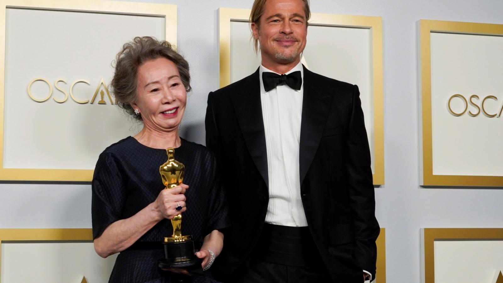 Đoạt giải Oscar, nữ diễn viên Youn Yuh-jung mở ra lịch sử mới cho điện ảnh Hàn Quốc