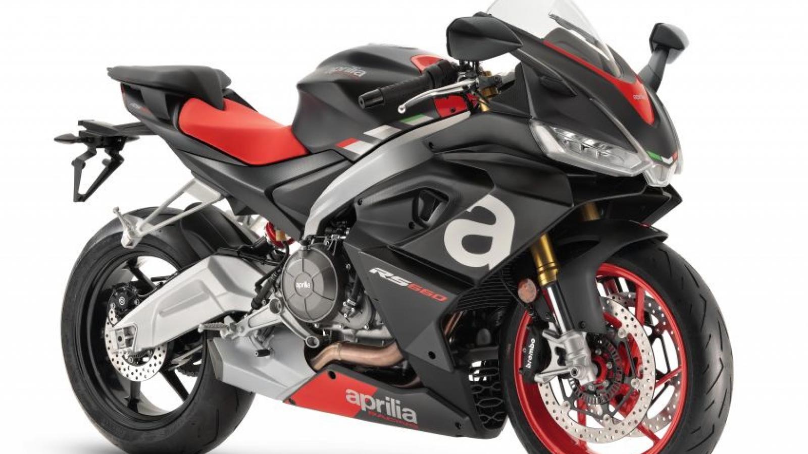 Cận cảnh Aprilia RS660 2021 giá hơn 300 triệu đồng