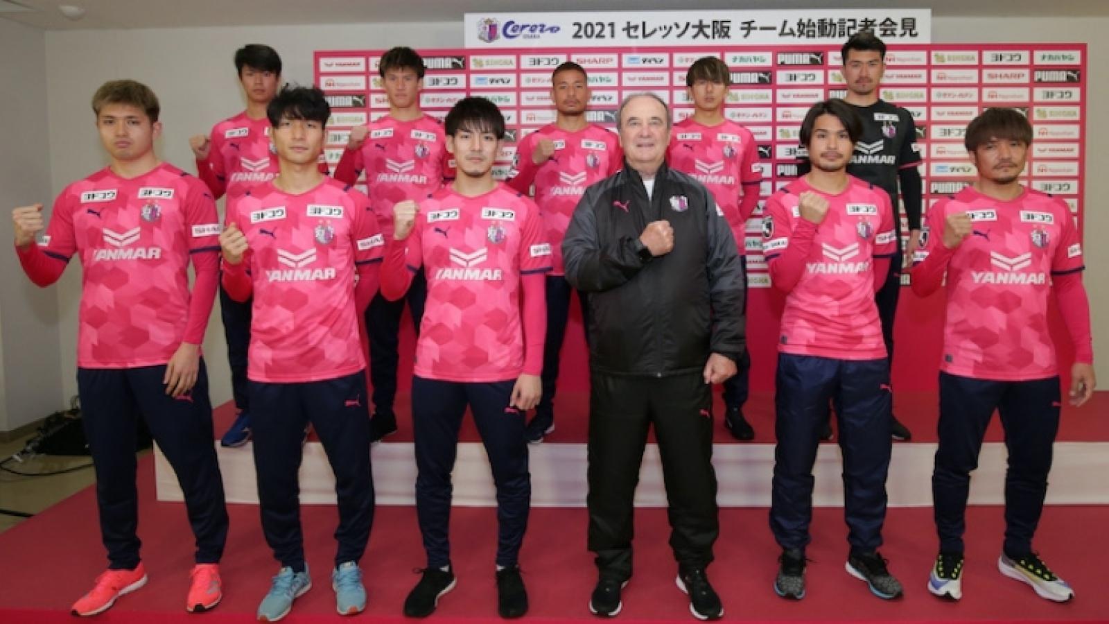 Đồng đội Văn Lâm ở Cerezo Osaka mắc Covid-19