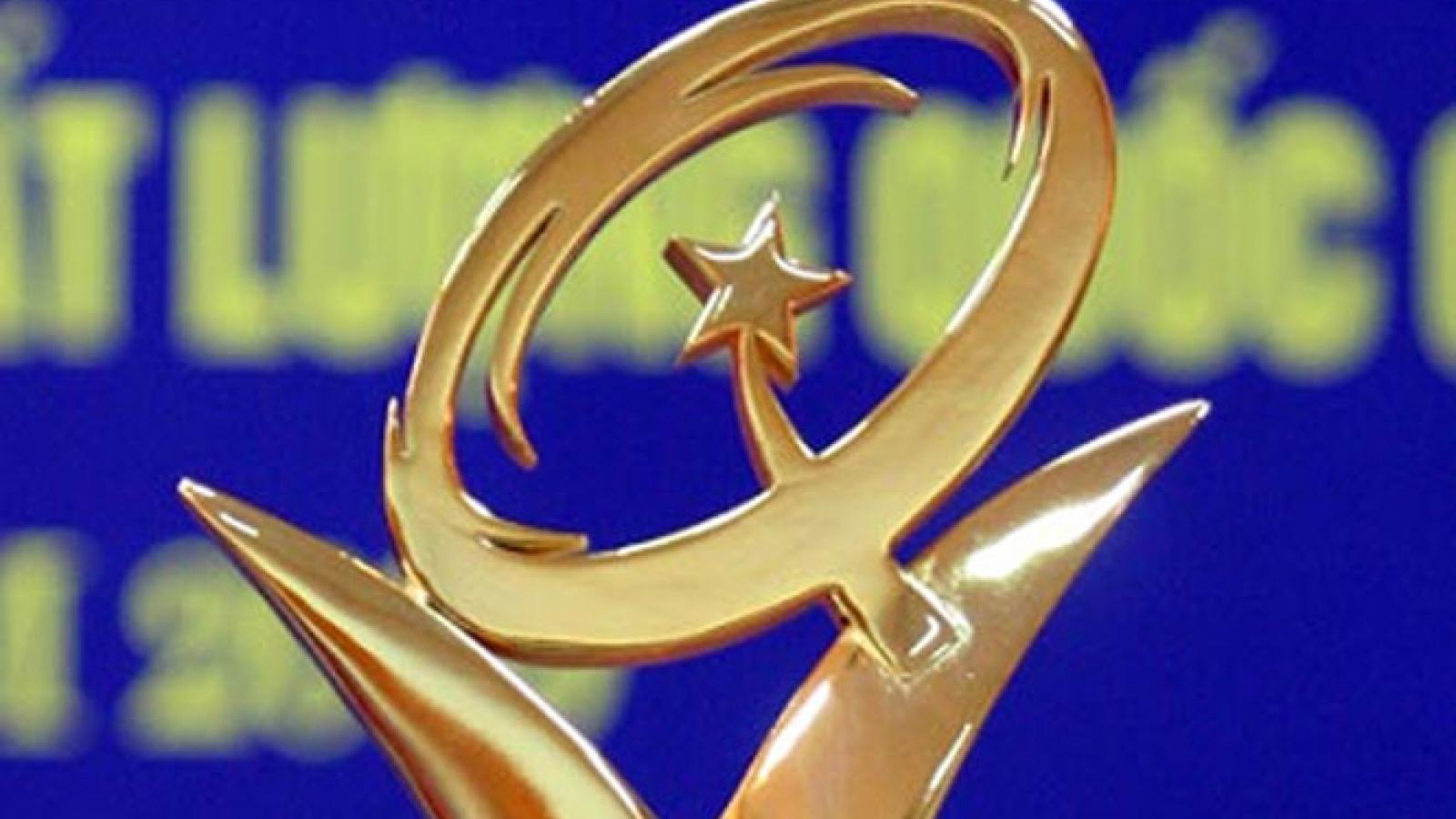 116 doanh nghiệpđược Thủ tướng Chính phủ trao Giải thưởng Chất lượng quốc gia