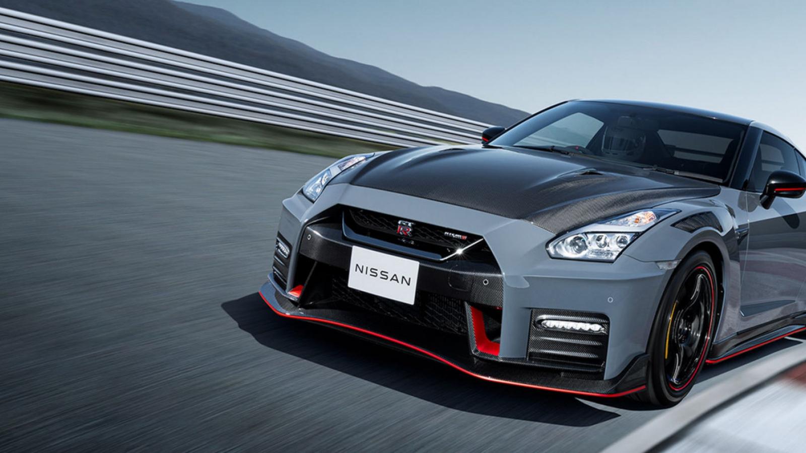 Nissan ra mắt GT-R Nismo 2022 cùng phiên bản đặc biệt