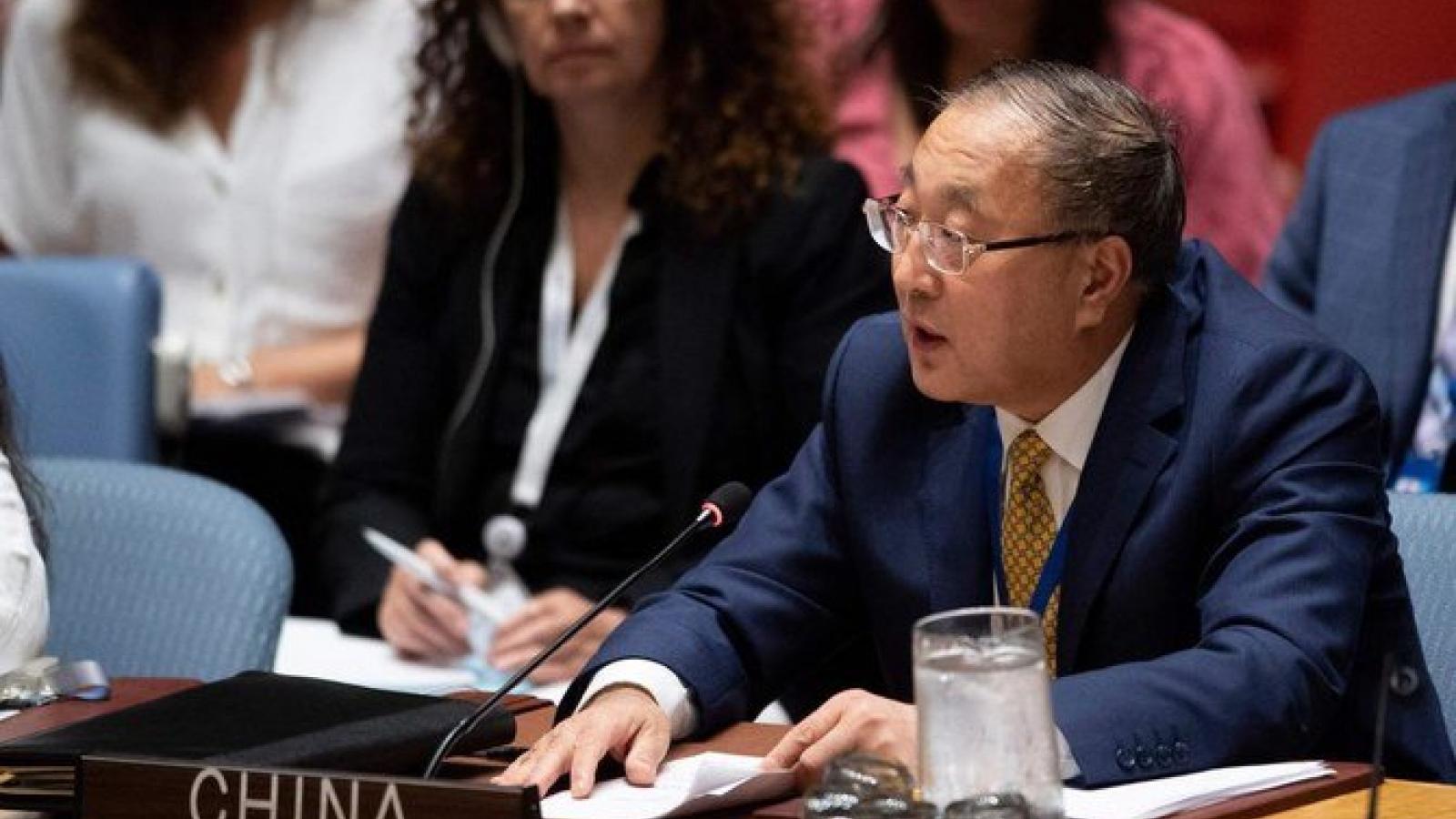 Trung Quốc ủng hộ chuyển đổi dân chủ ở Myanmar nhưng phản đối trừng phạt