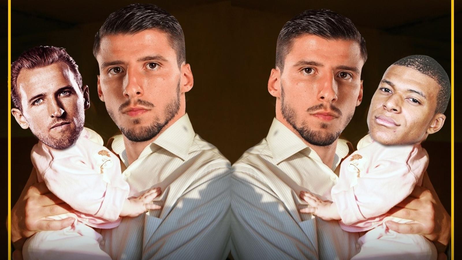 """Biếm họa 24h: Trung vệ Man City """"bỏ túi"""" hai tiền đạo siêu sao"""