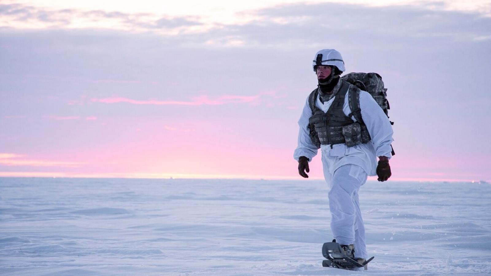 Mỹ gia tăng sự hiện diện quân sự tại Bắc Cực, sẵn sàng thách đấu Nga -Trung Quốc
