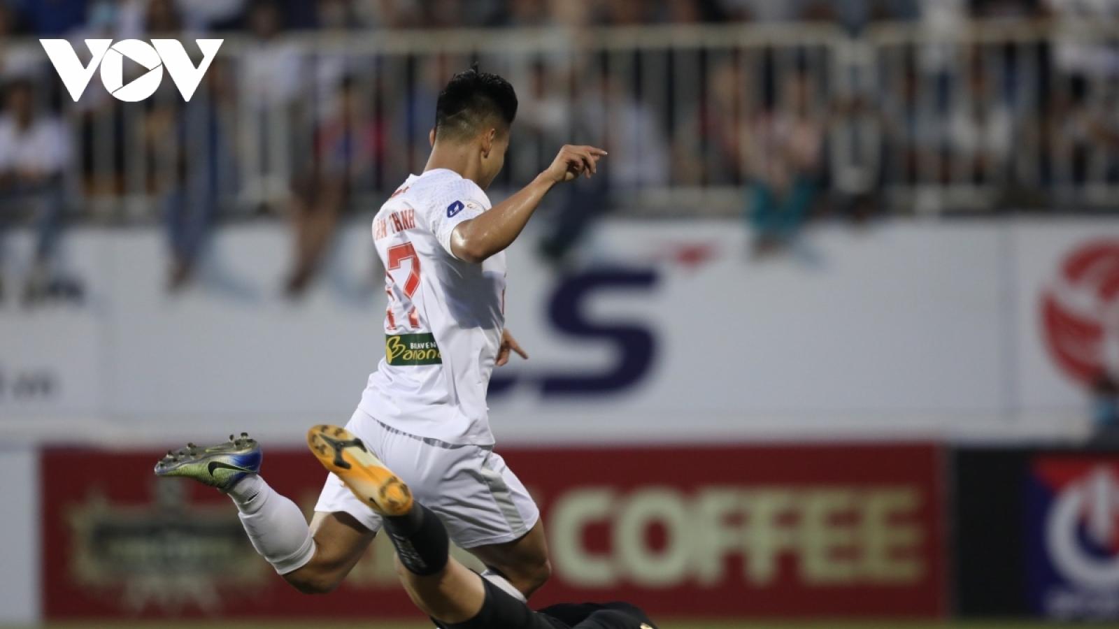 Văn Thanh ghi bàn, HAGL thắng vất vả An Giang ở Cúp Quốc gia