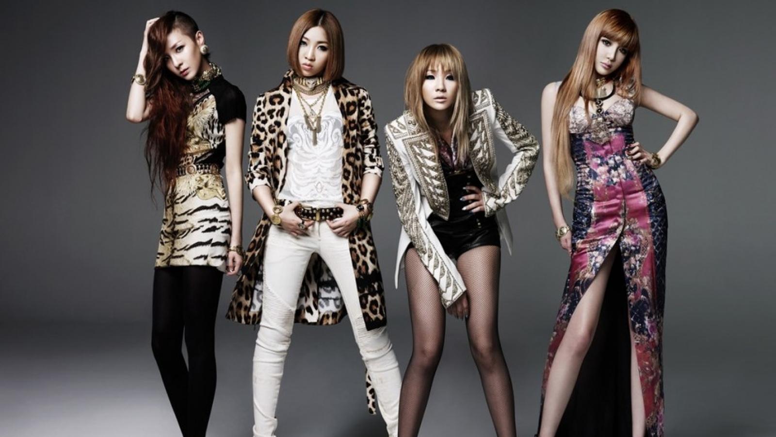 """CL: """"2NE1 tái hợp là tin đồn vô căn cứ"""""""