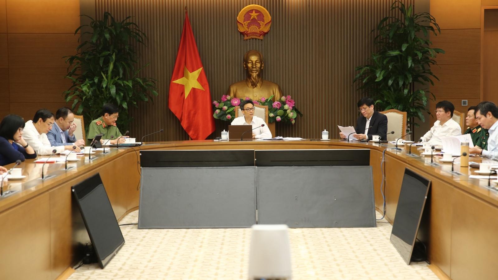 """""""Việt Nam cố gắng sớm có vaccine ngừa COVID-19 sản xuất trong nước"""""""