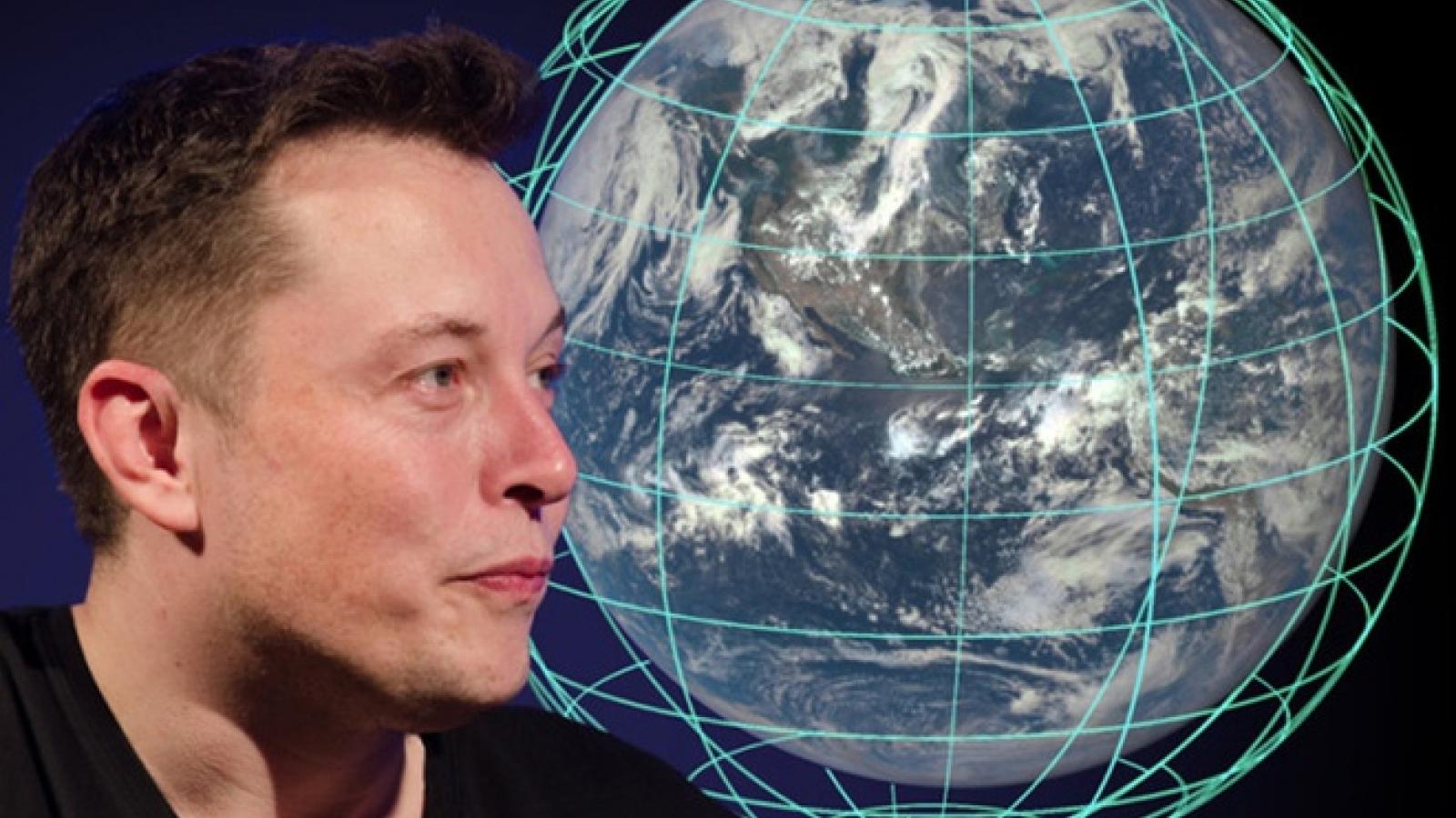 Những lầm tưởng về Internet vệ tinh của Elon Musk