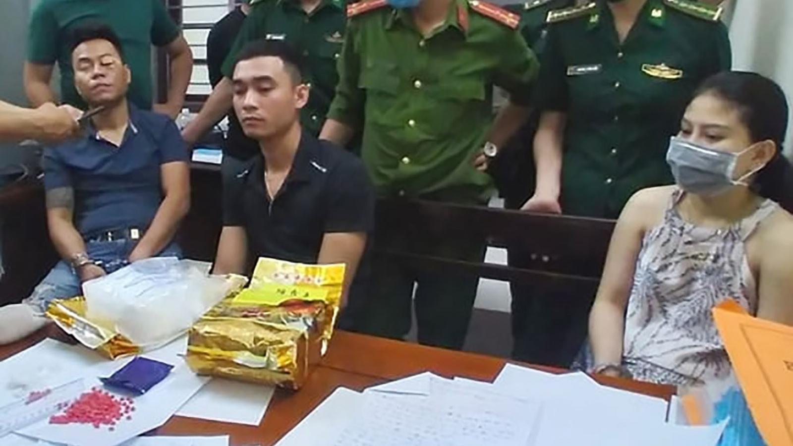 Khởi tố vụ án mua bán tàng trữ ma túy tại Đà Nẵng