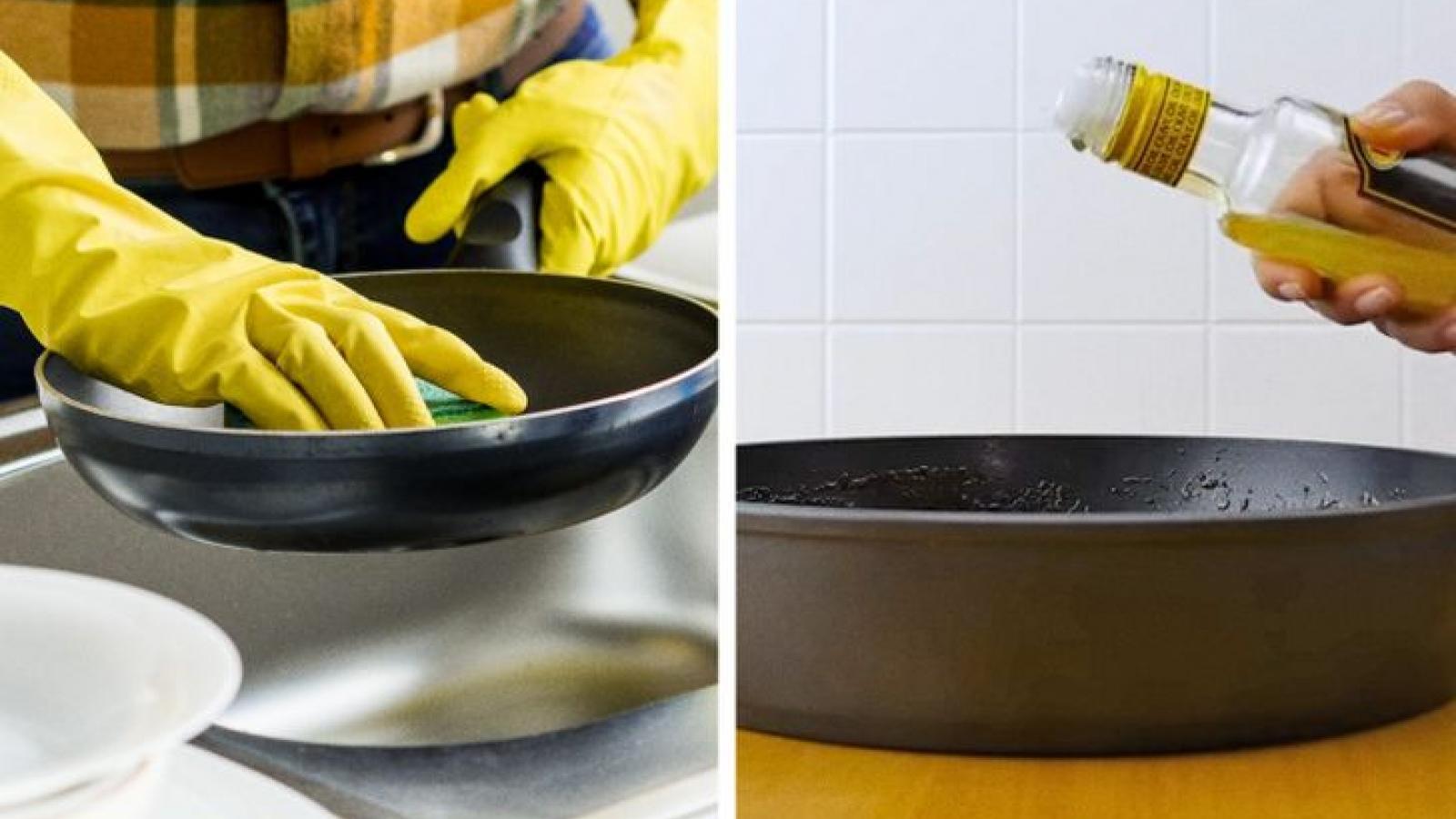 Những mẹo đơn giản giúp làm sạch nhà cửa dễ dàng