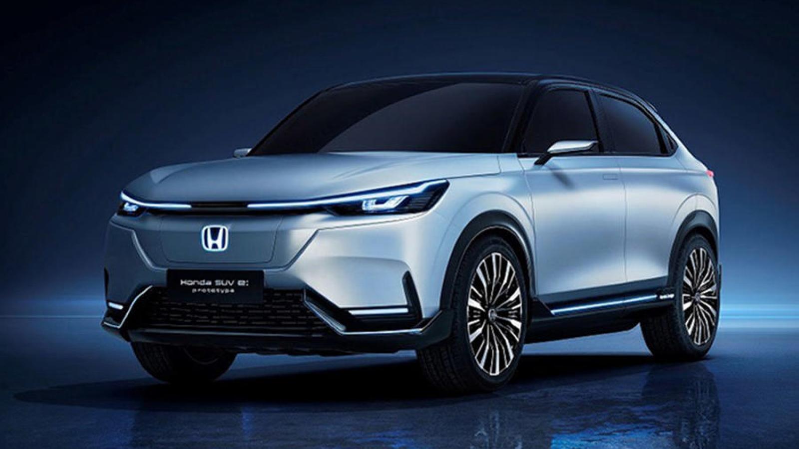Honda sắp ra mắt SUV điện tại Trung Quốc