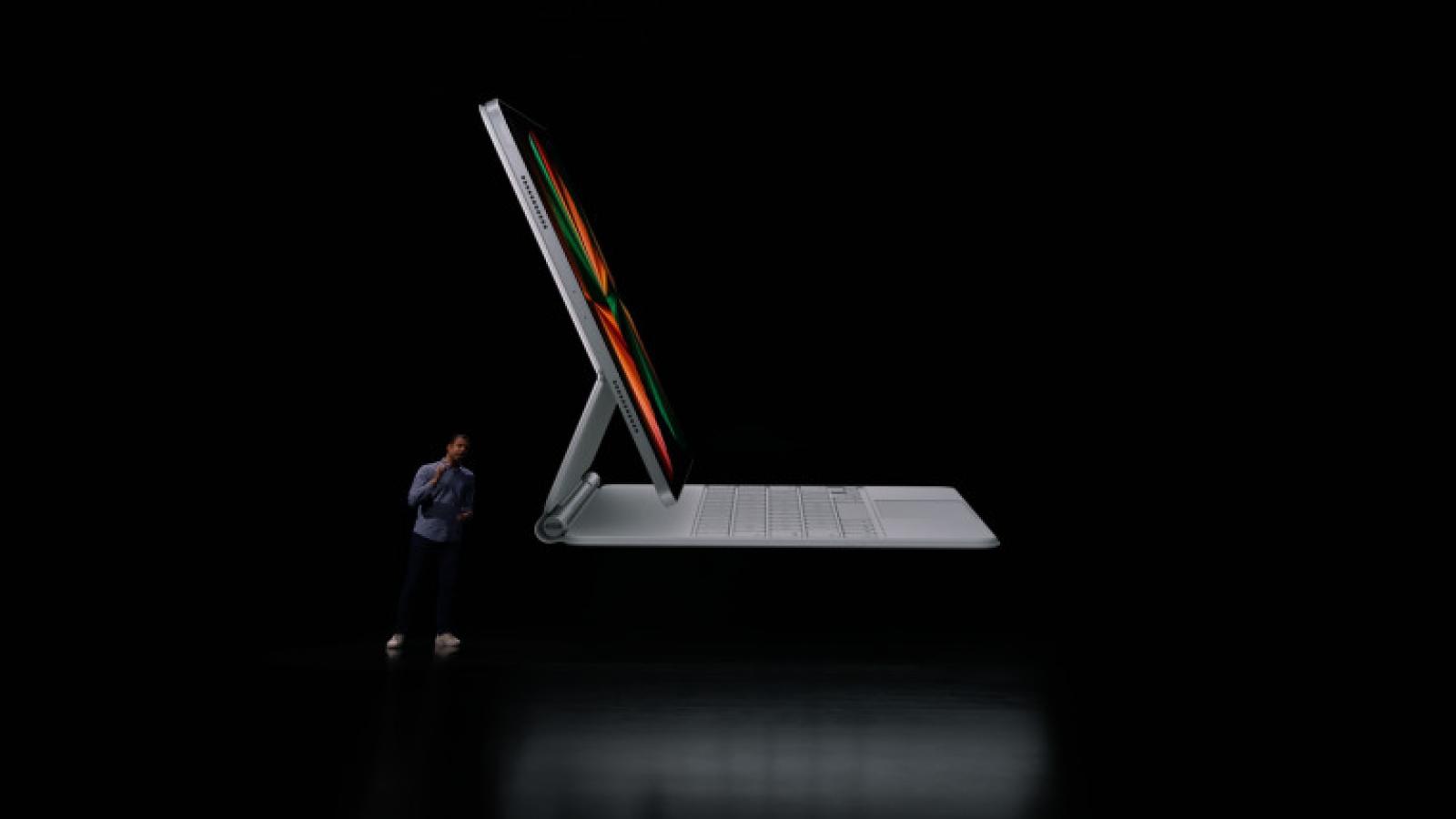Apple chính thức công bố loạt iPad Pro (2021) mạnh mẽ như MacBook Pro