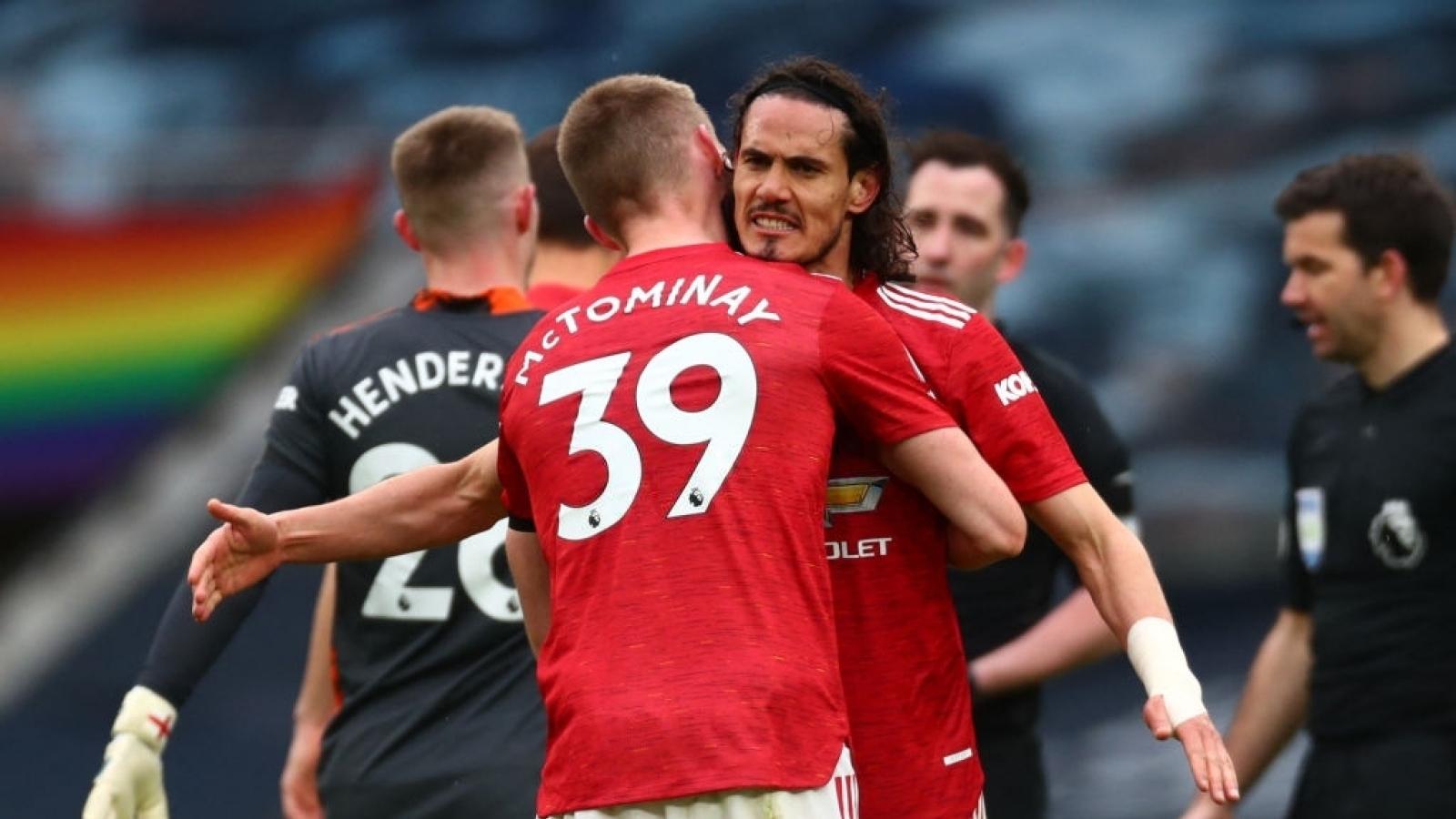 Lịch thi đấu Ngoại hạng Anh vòng 32: MU dễ thở, Tottenham gặp khó