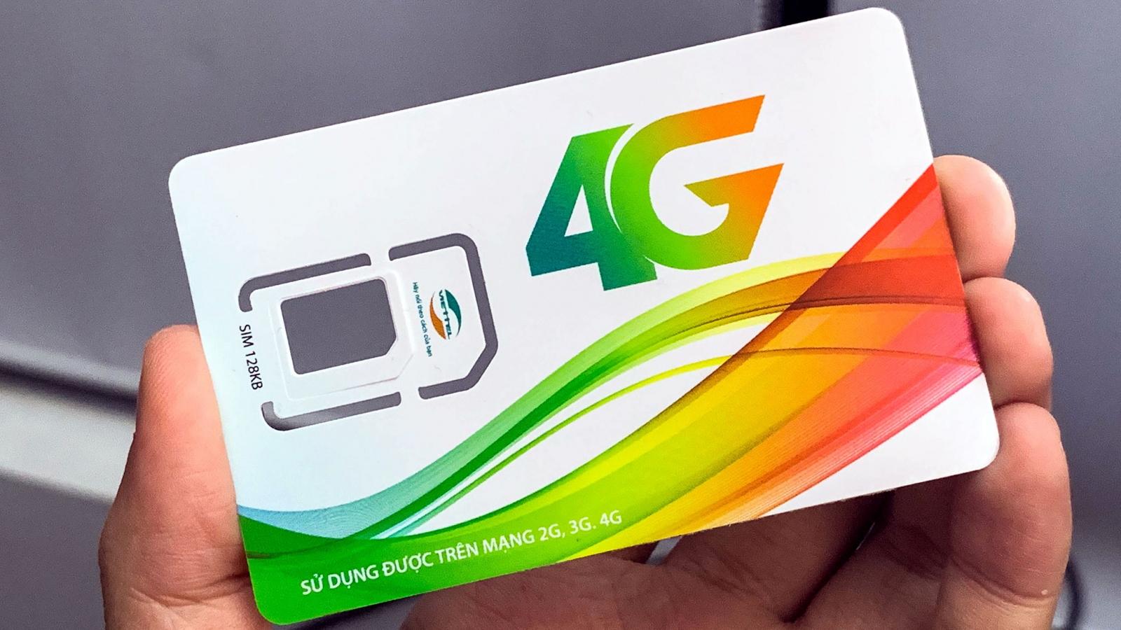 Cảnh báo chiêu lừa đảo nâng cấp sim 3G lên 4G để chiếm đoạn tiền