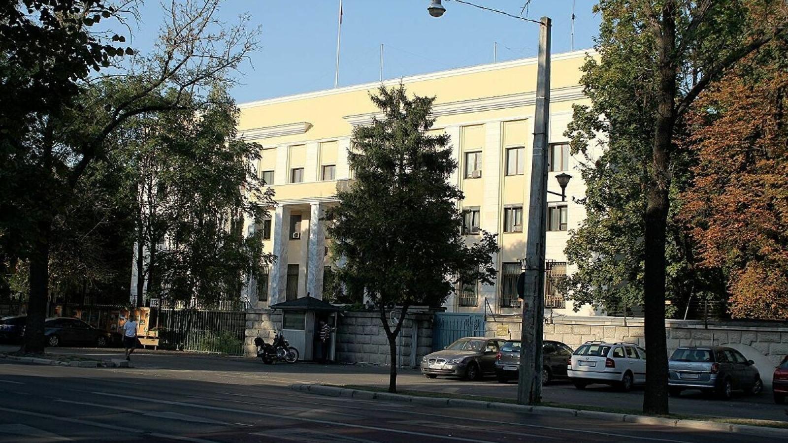 Rumani trục xuất nhà ngoại giao Nga để thể hiện sự đoàn kết với Czech