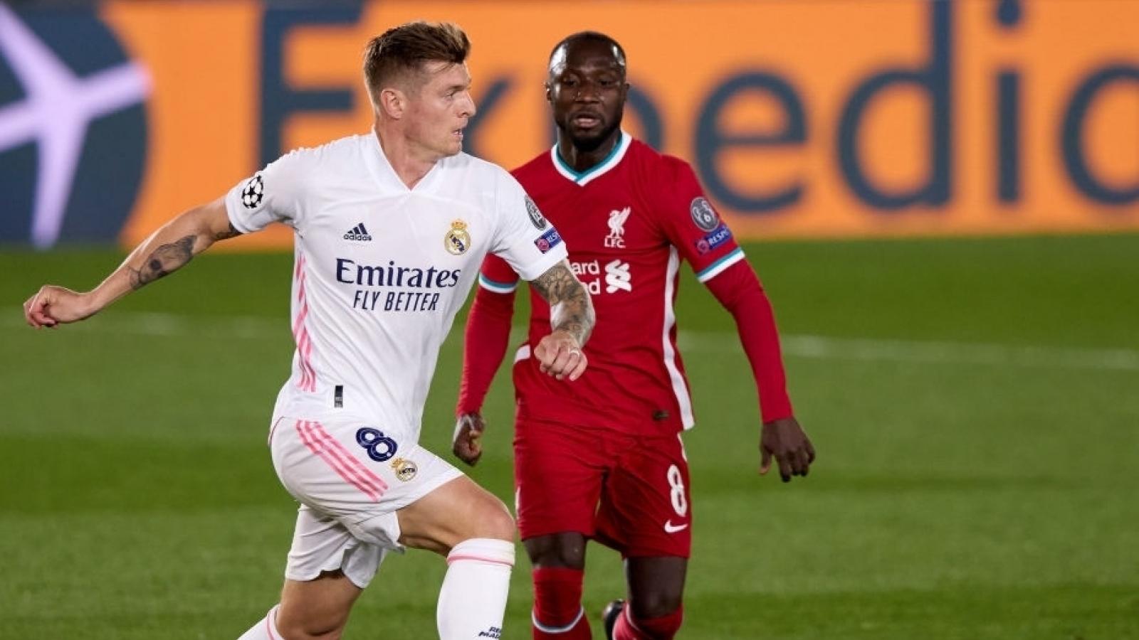 Dư âm Real Madrid 3-1 Liverpool: Kroos hóa thiên tài và nước cờ sai của Klopp