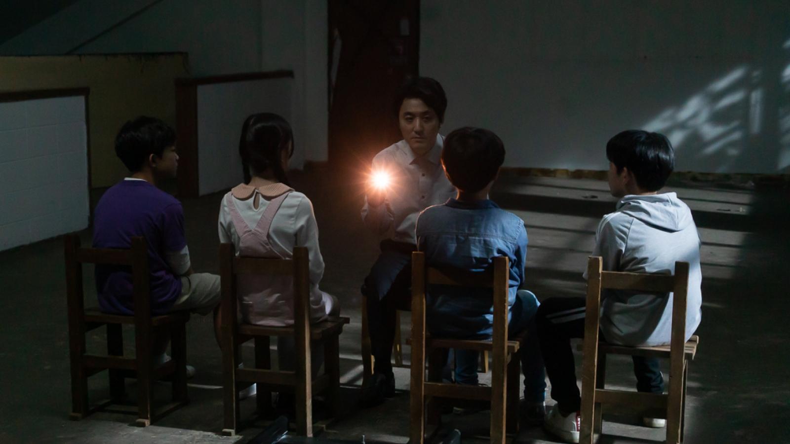The Hypnosis – Phim kinh dị Hàn Quốc lấy chủ đề thôi miên