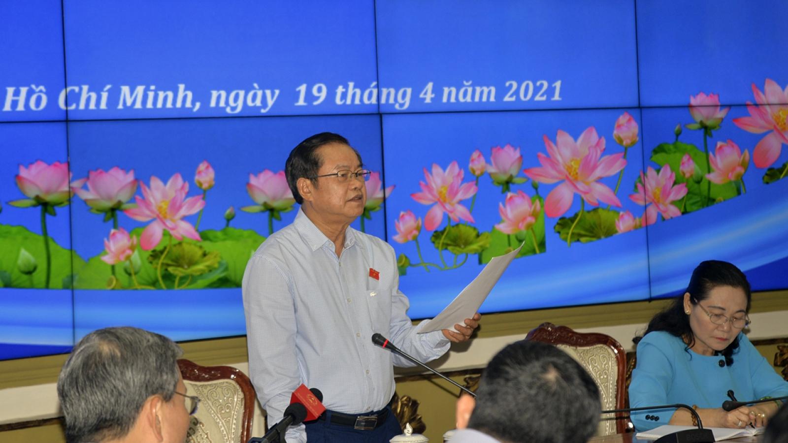 Phó Chủ tịch Quốc hội: Tuyệt đối không để dịch Covid-19 làm ảnh hưởng đến bầu cử